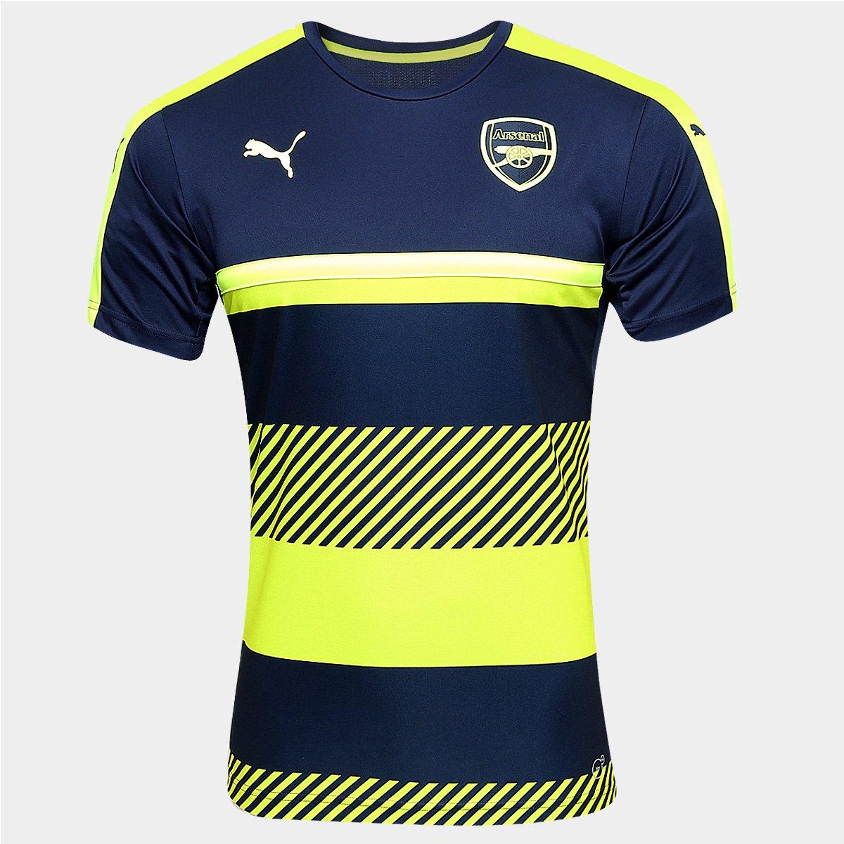 Camisa de Treino Arsenal Training Puma Masculina - Compre Agora ... 833728627251e
