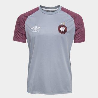 Camisa de Treino Athletico Paranaense 2018 Umbro Masculina