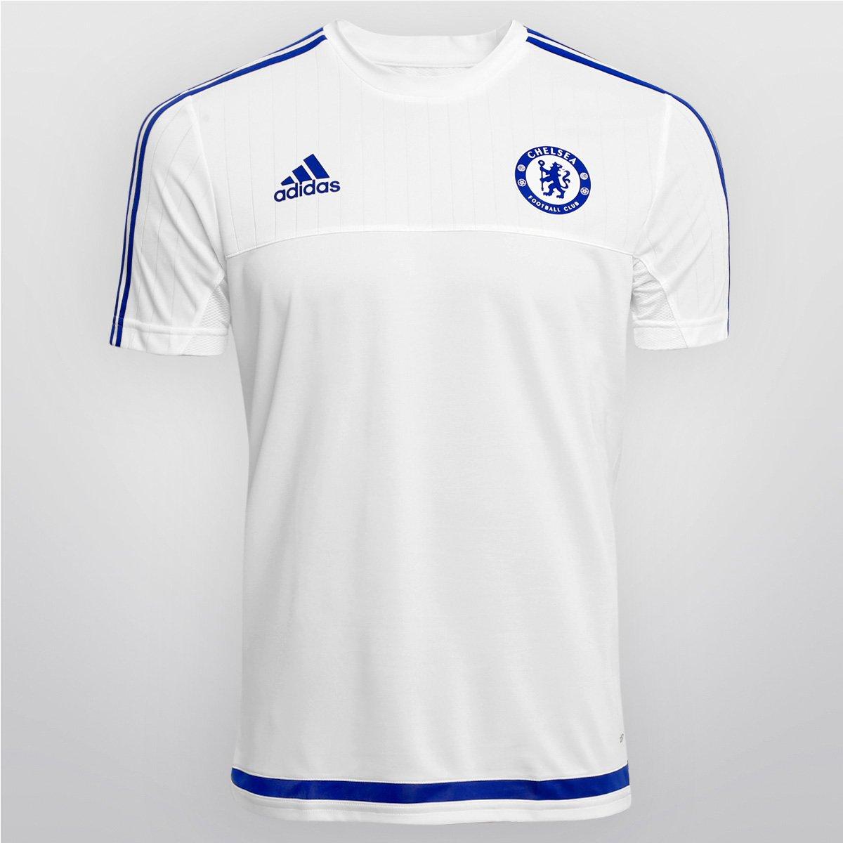 5c4698d76d Camisa de Treino Chelsea 2015 Adidas Masculina - Compre Agora