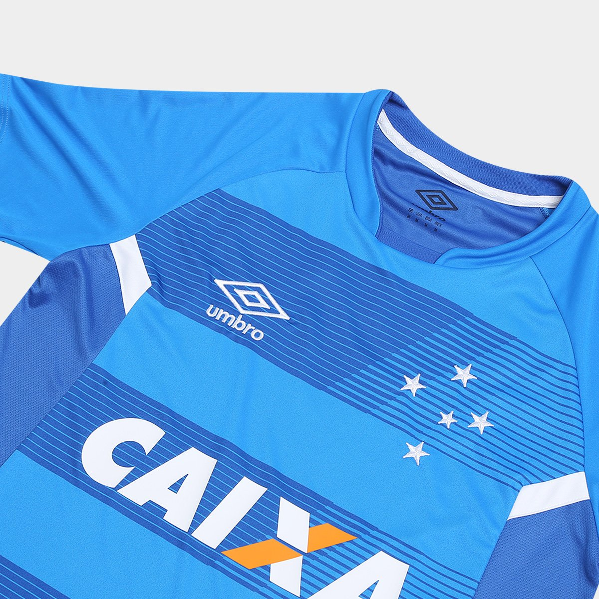 Camisa de Treino Cruzeiro 17 18 Umbro Masculina - Compre Agora ...  dfb2f9903d32df . ... c1f173eb62b5b