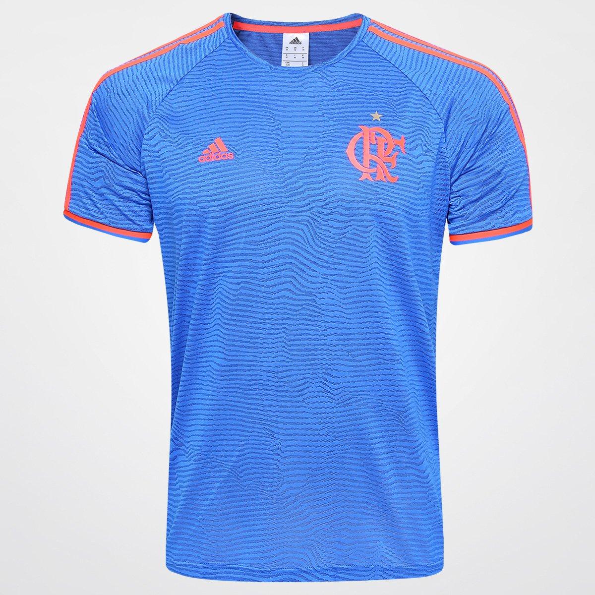 a58015ded58f4 Camisa de Treino Flamengo 2016 Adidas Masculina - Compre Agora ...
