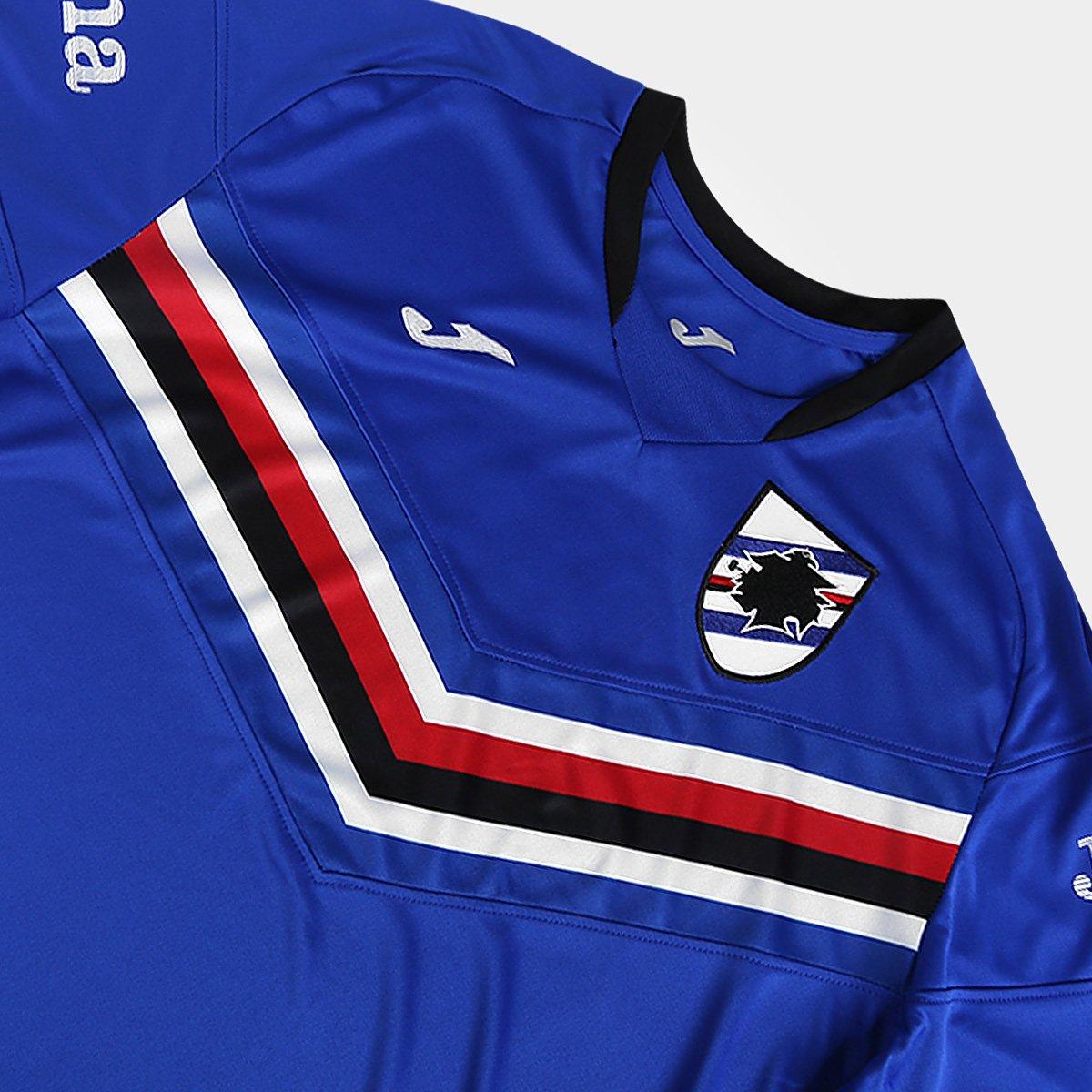 47e04a7f0b Camisa de Treino Sampdoria Joma Masculina - Compre Agora