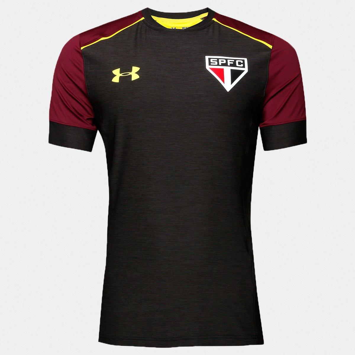 Camisa de Treino São Paulo 16 17 Under Armour Masculina - Compre Agora  6ab215ee9ca77