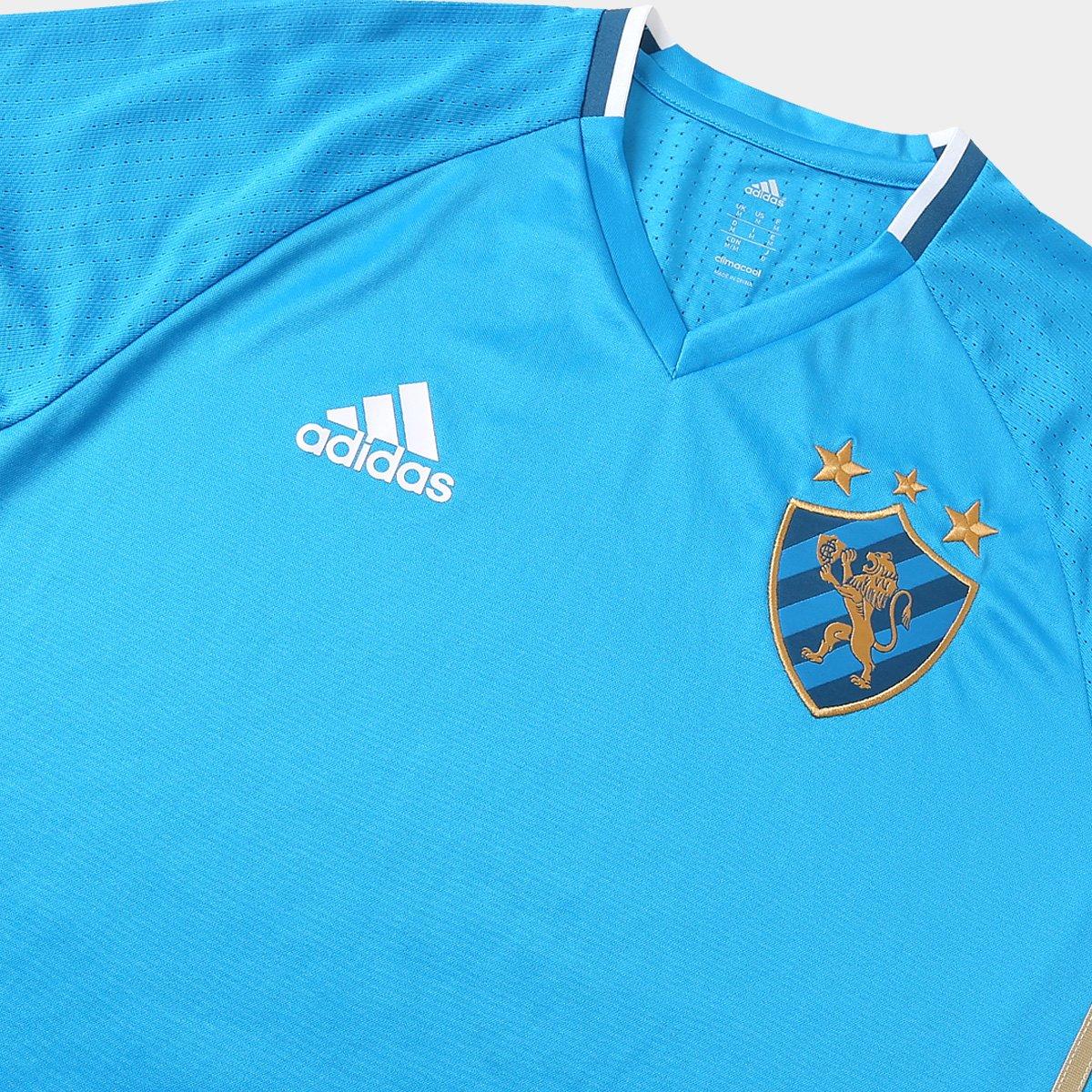 Camisa de Treino Sport Recife 17 18 Adidas Masculina - Compre Agora ... a262638aefc7f