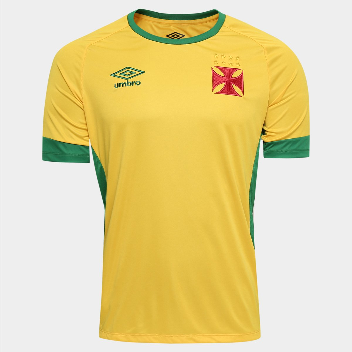 Camisa de Treino Vasco 2016 Umbro Masculina - Compre Agora  7b5bdd3015ebc