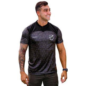 Camisa do Ceará - Time do Povo | Gola Padre Esportiva | 2021