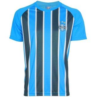 Camisa do Grêmio Tricolor Celeste G669