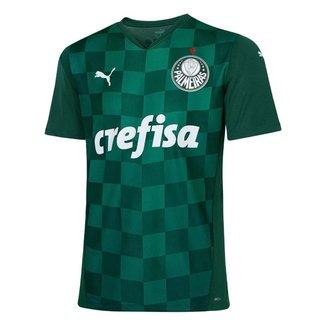 Camisa do Palmeiras Puma 2021 s/nº Masculina