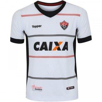 Camisa do Vitória II 2018 Topper Juvenil