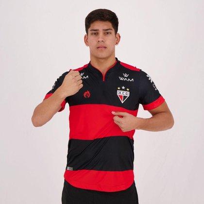 Camisa Dragão Premium Atlético Goianiense I 2019