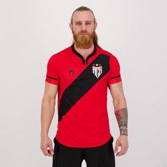 Camisa Dragão Premium Atlético Goianiense I 2021 Masculina