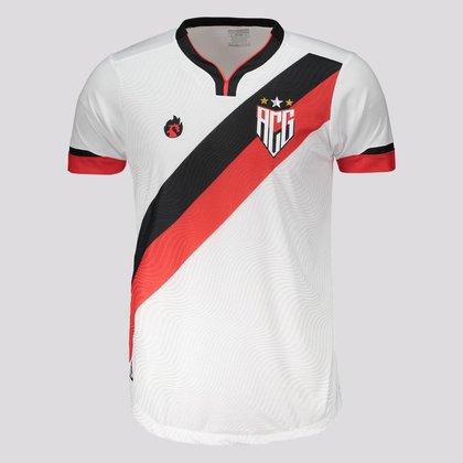 Camisa Dragão Premium Atlético Goianiense II 2021