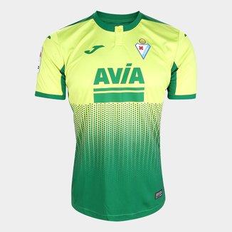 Camisa Eibar Away 19/20 s/nº Torcedor Joma Masculina