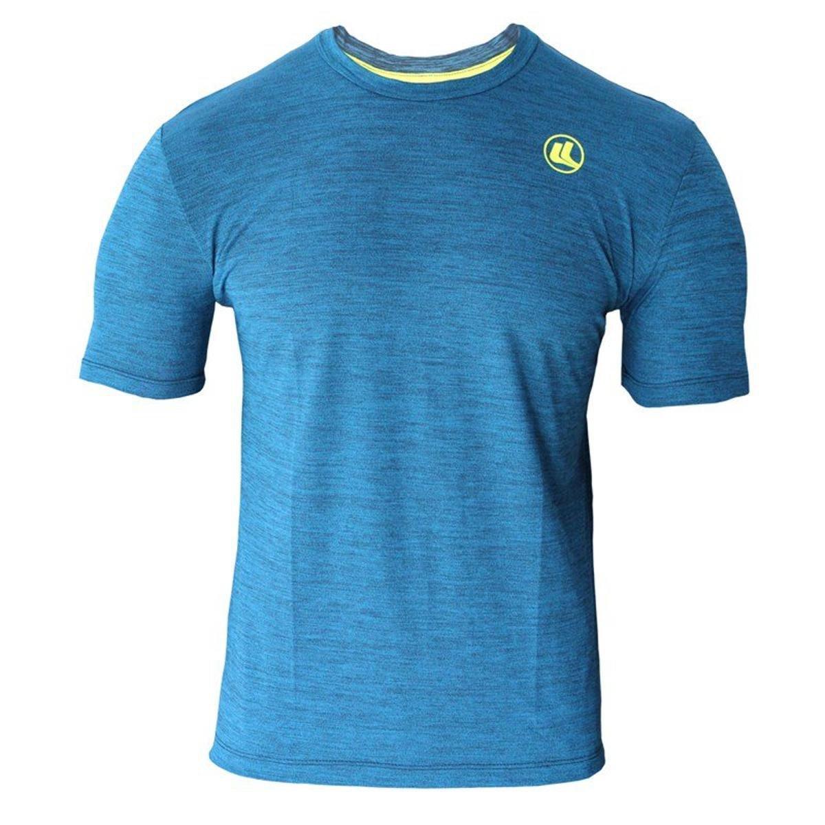 97fa37b9c9bed Camisa Esporte Legal Grael Proteção UV45 Masculina - Azul - Compre Agora