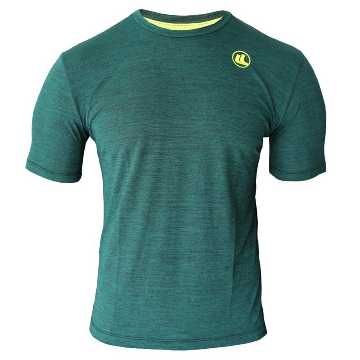 d21ce0d7468b9 Camisa Esporte Legal Grael Proteção UV45 Masculina - Verde - Compre Agora