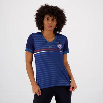 Camisa Esquadrão Bahia Concentração Atleta 2020 Feminina