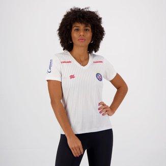 Camisa Esquadrão Bahia Treino 2020 Feminina
