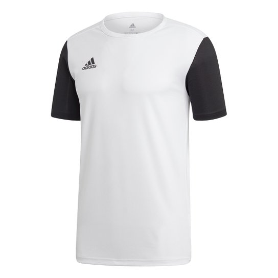 Camisa Estro 19 Adidas Masculina - Branco