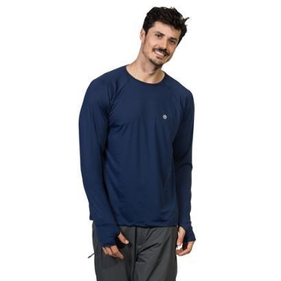 Camisa Extreme UV com Proteção Solar Manga Longa com Encaixe para o Dedo  Ice FPU50+ d0c7ab4228dc3