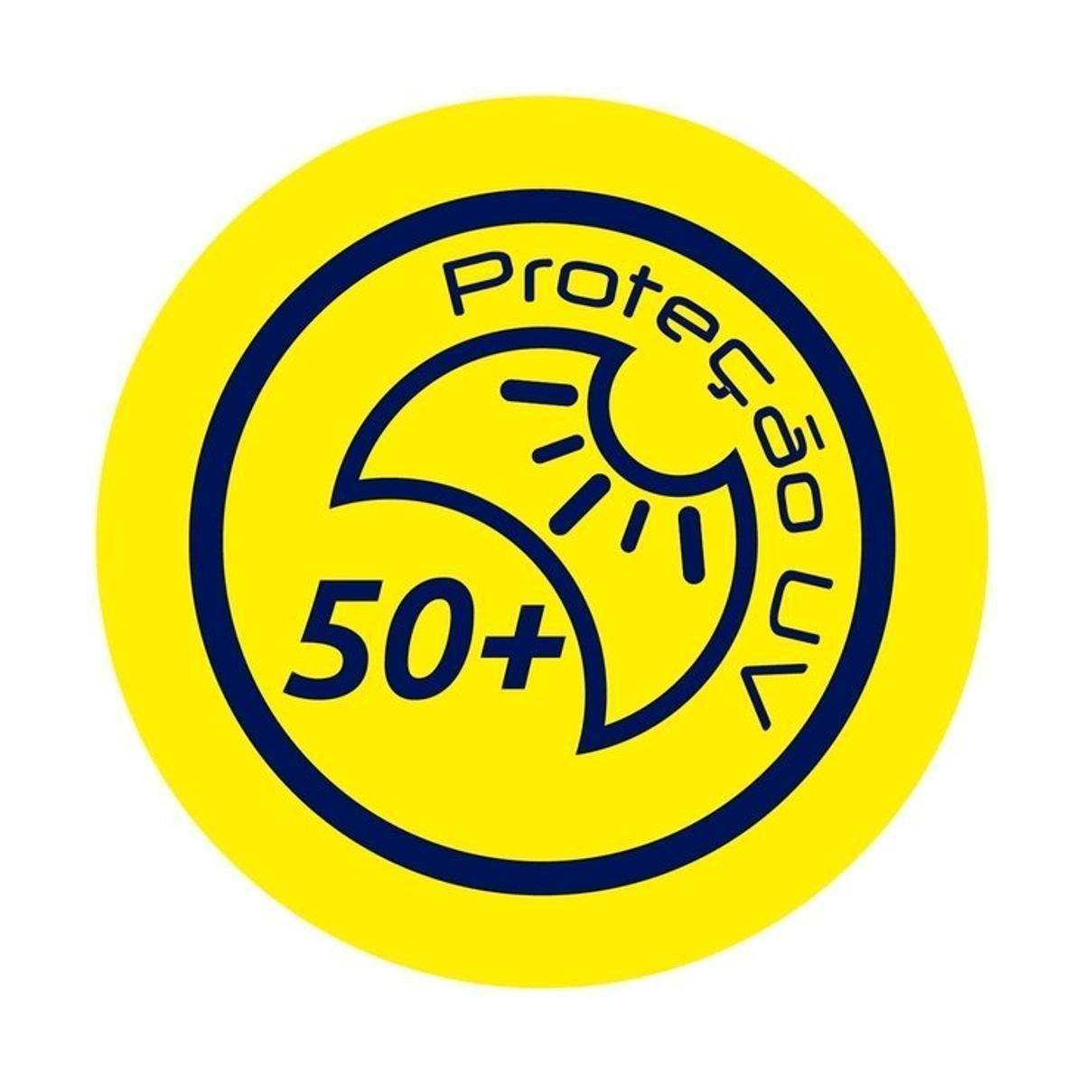 UV50 e II Azul Proteção Vermelho de Camisa Fator Infantil zqw66C