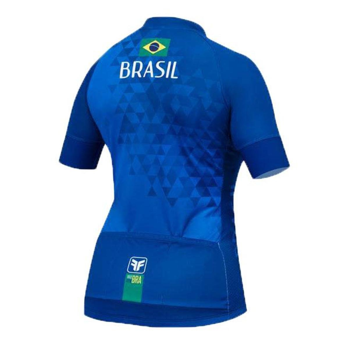 ... Camisa Force Brasil Azul Free Feminina Force Free Azul Camisa Brasil  Feminina rrqw18A6 91ec1d6bef35c