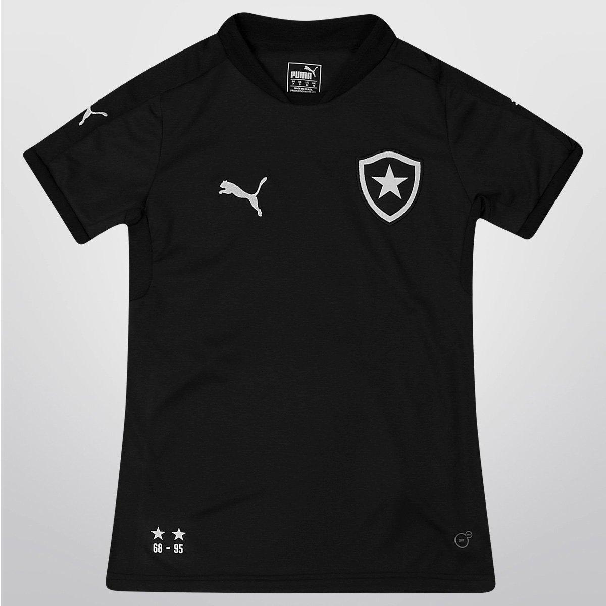 115b535a9394c Camisa Feminina Puma Botafogo II 15 16 s nº - Compre Agora