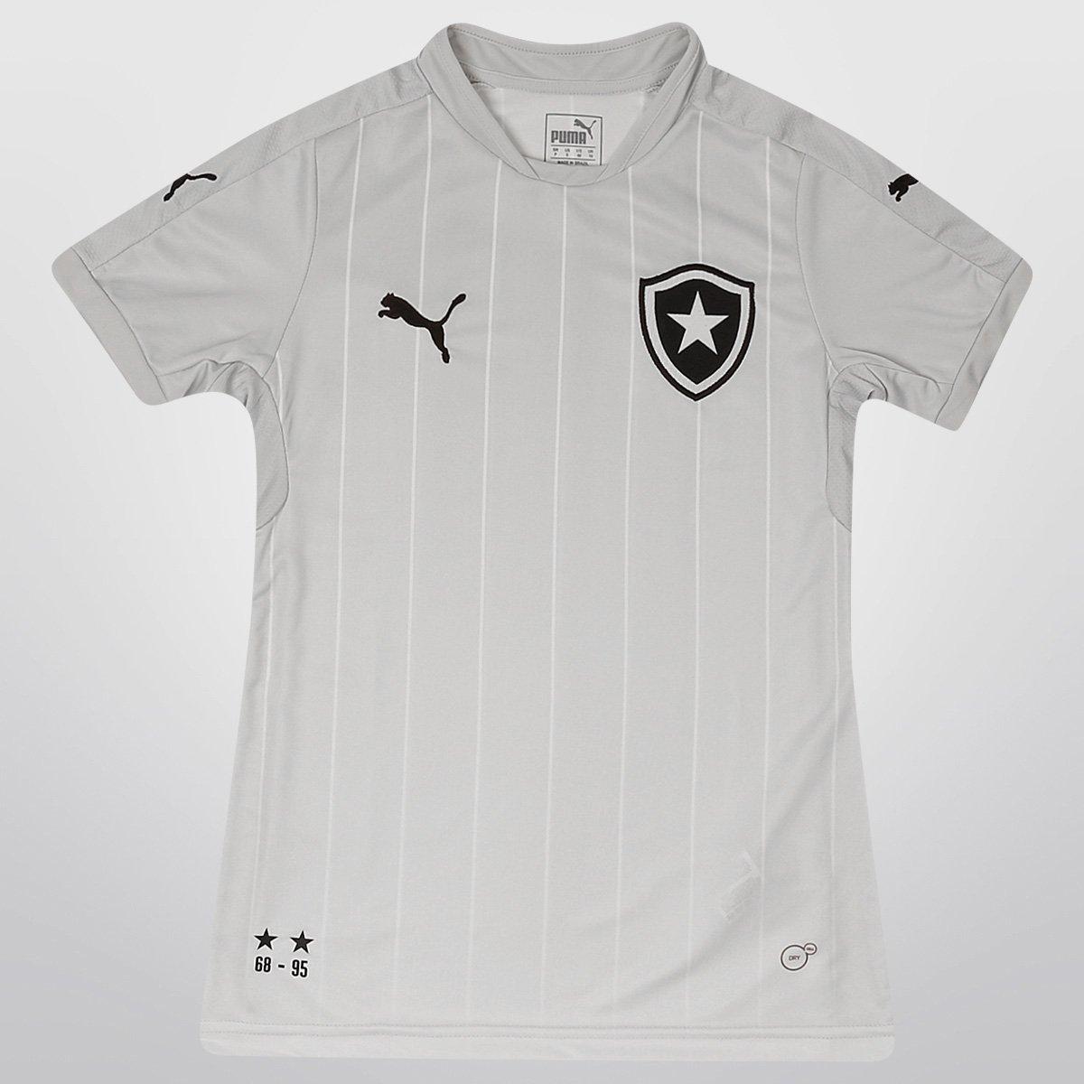 b6b2dac078510 Camisa Feminina Puma Botafogo III 15 16 s nº - Compre Agora