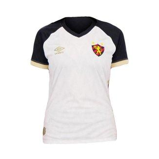 Camisa Feminina Sport Recife 2020/2021 II Away Oficial S/N