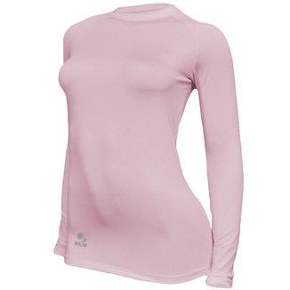 Camisa Feminina Térmica Stigli Pro Proteção Solar FPU 50+ Manga Longa Rash Guard