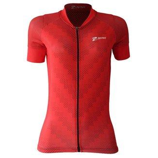 Camisa Feminina Z-nine Red Line
