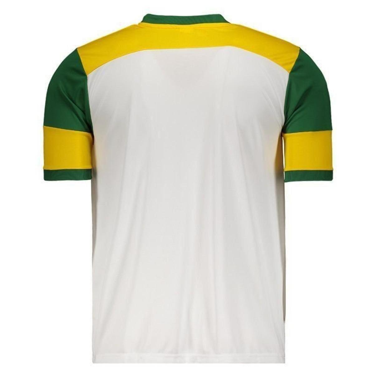 510674568a Camisa Flamengo Brasil Retrô Masculina - Branco - Compre Agora ...