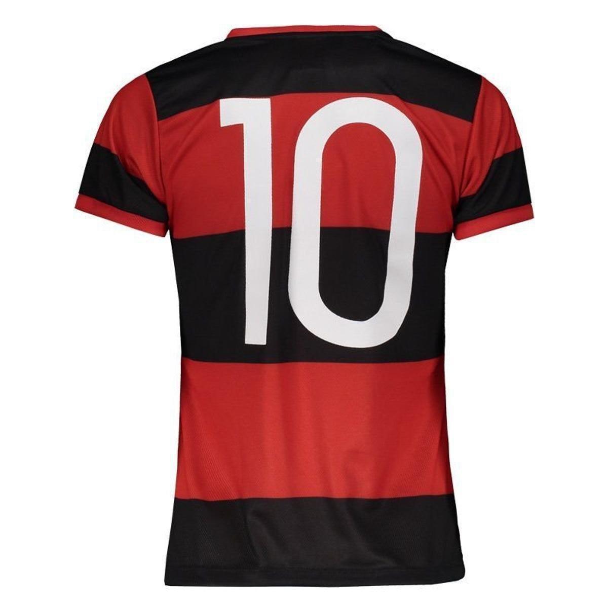Camisa Flamengo Champion Feminina - Vermelho - Compre Agora  3195a17d66895