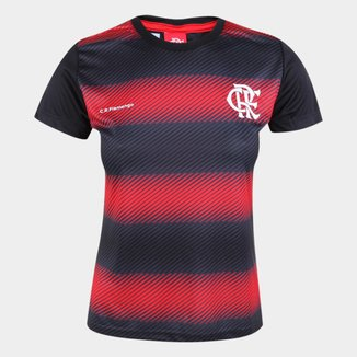 Camisa Flamengo Change Feminina