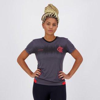 Camisa Flamengo Contact Feminina