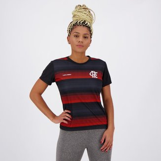 Camisa Flamengo Cup Feminina