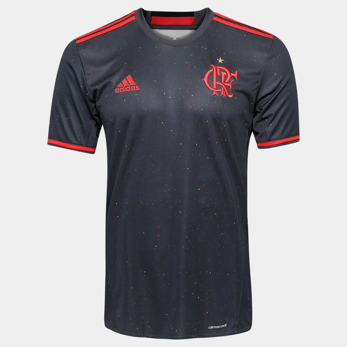 Camisa Flamengo Especial 2016 - Torcedor Adidas Masculina - Compre Agora  a03cf082213e3