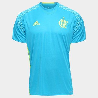 04cf59ddcd49c Camisa Flamengo Goleiro 2016 s nº - Torcedor Adidas Masculina - Compre Agora