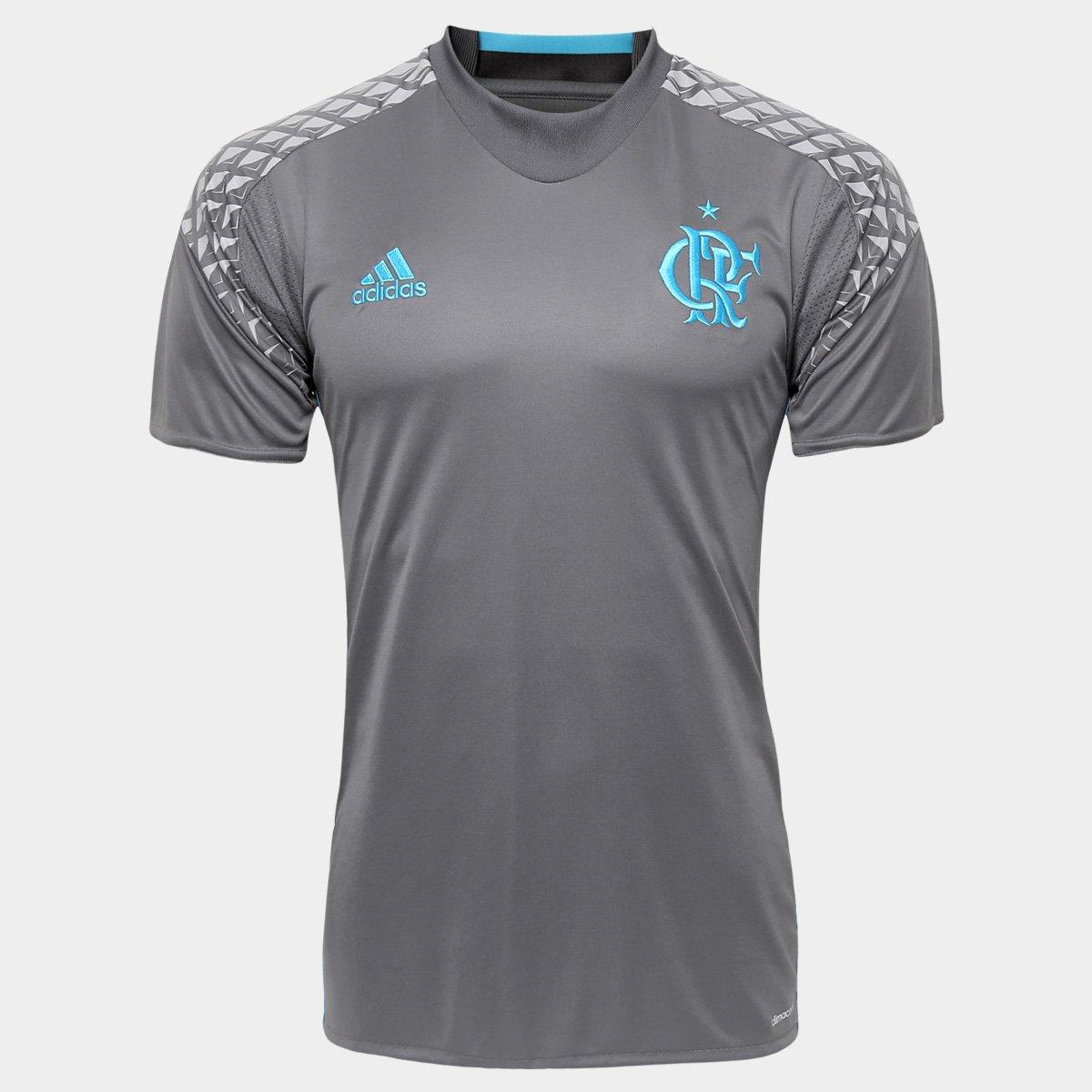 06f15ab57f Camisa Flamengo Goleiro 2016 s nº - Torcedor Adidas Masculina - Compre  Agora
