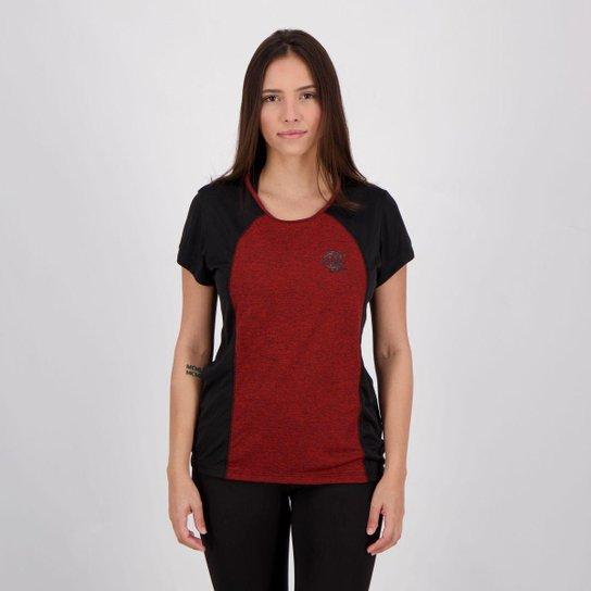 Camisa Flamengo Gone Feminina - Vermelho