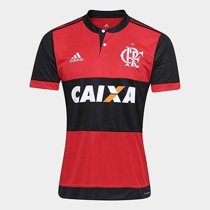 b5cc605c71 Promoção de Camisa feminina adidas flamengo iii 14 15 s n netshoes ...