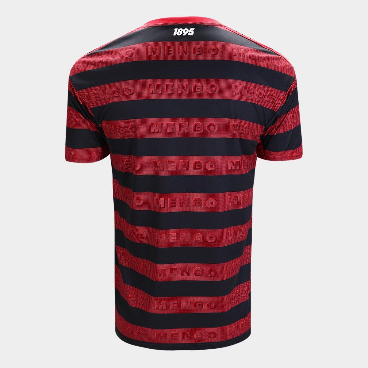 Torcedor Vermelho Flamengo Camisa sn° e Masculina Preto I Adidas 1920 shxrCtQd