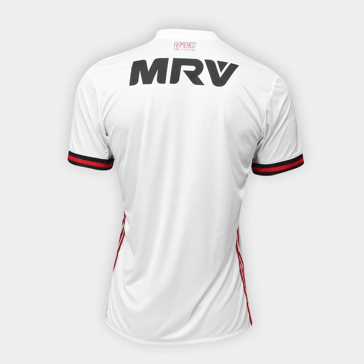 d00d64aa1d Camisa Flamengo II 17 18 s nº Torcedor Adidas Masculina - Compre ...