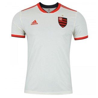 Camisa Flamengo II 2018 s/n° Torcedor Adidas Masculina