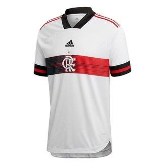 Camisa Flamengo II 20/21 s/n° Jogador Adidas Masculina