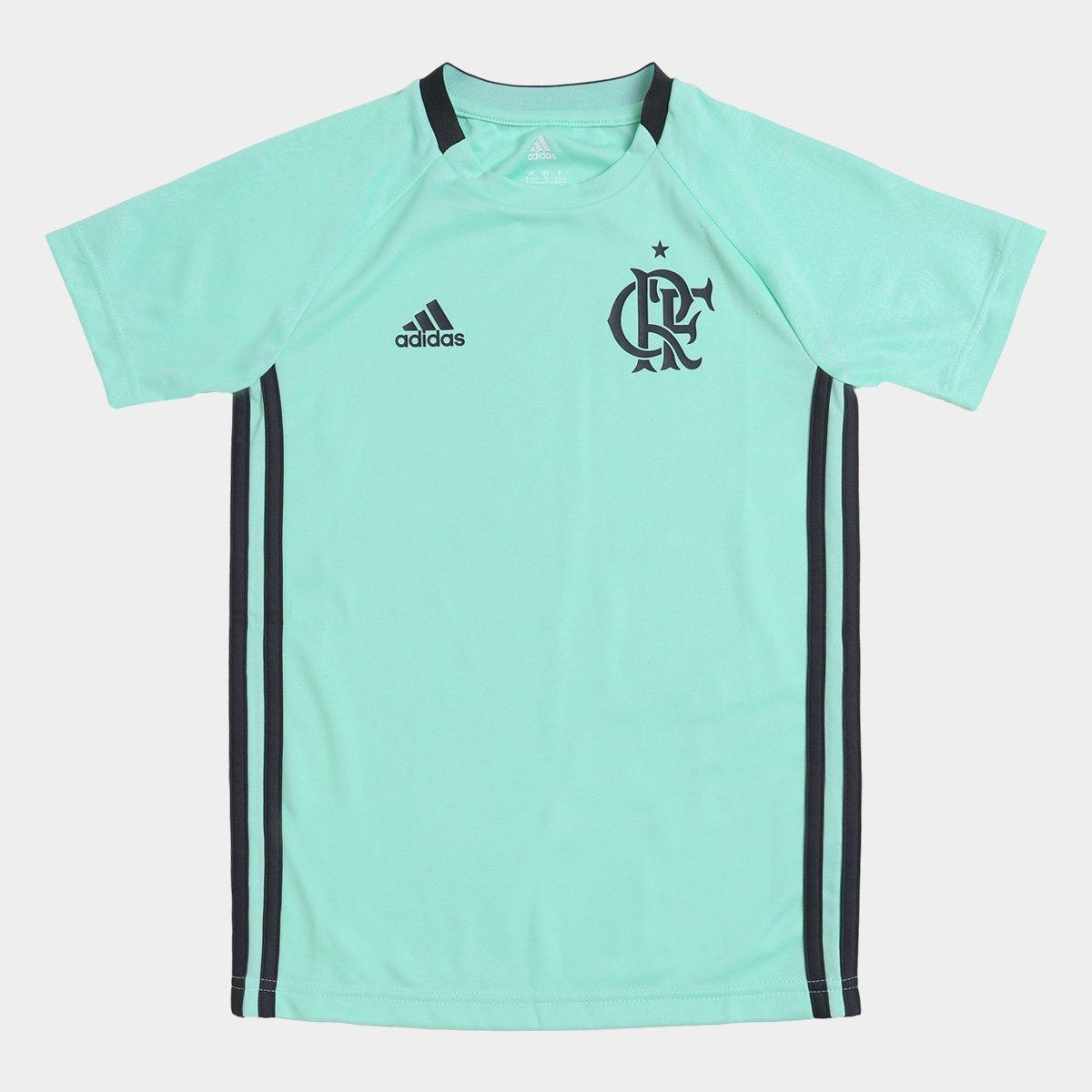 f57584a6b18d0 Camisa Flamengo Infantil 17 18 Treino Copa - Torcedor Adidas - Compre Agora