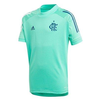 Camisa Flamengo Infantil 20/21 Treino Adidas
