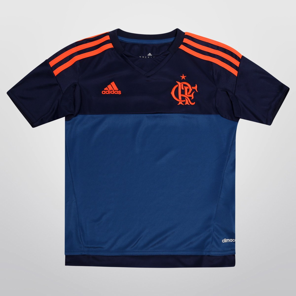 10e7f265a6 Camisa Flamengo Infantil Goleiro 2015 s nº Torcedor Adidas - Compre Agora