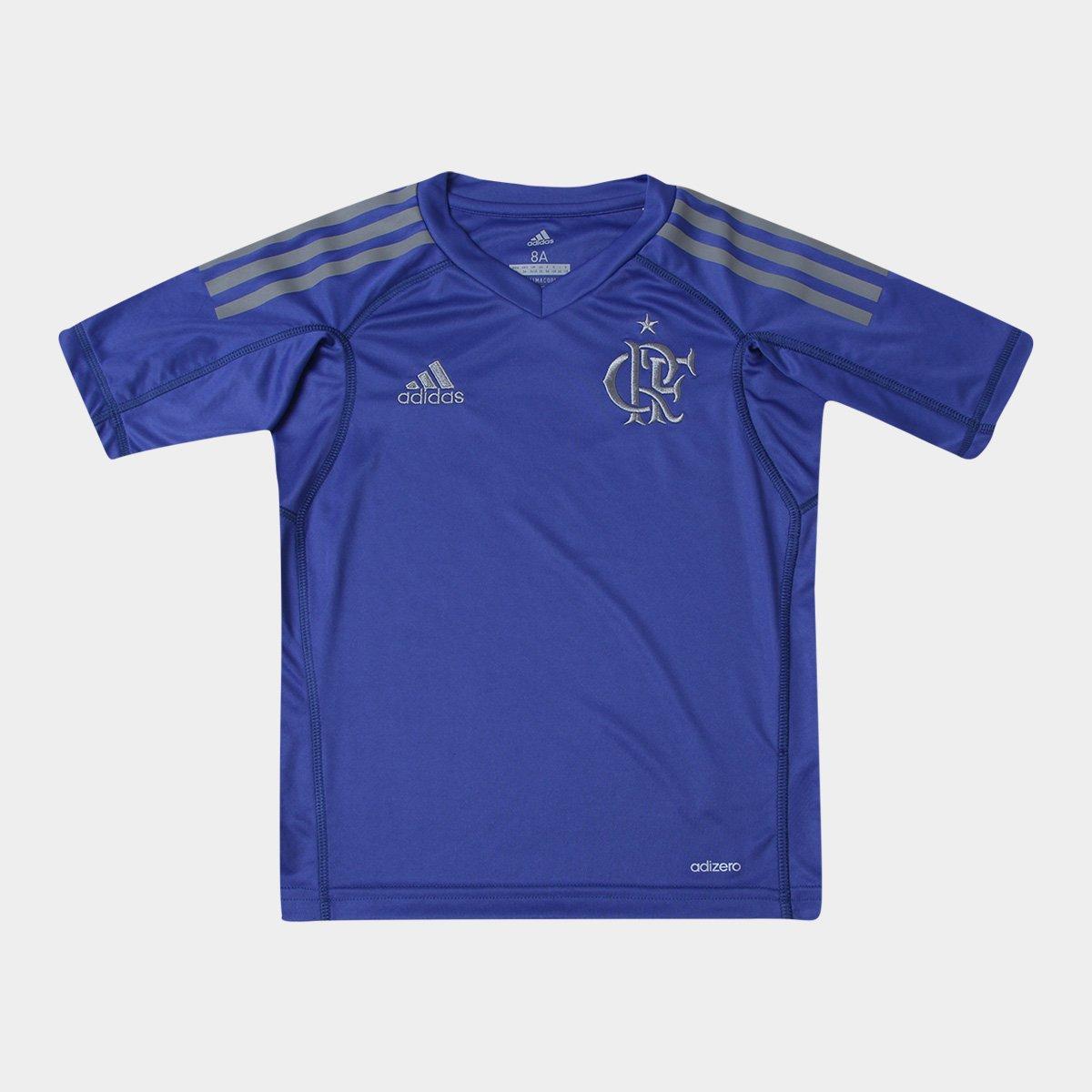 Camisa Flamengo Infantil Goleiro I 17 18 Torcedor Adidas Masculina - Compre  Agora  a5d6517469484