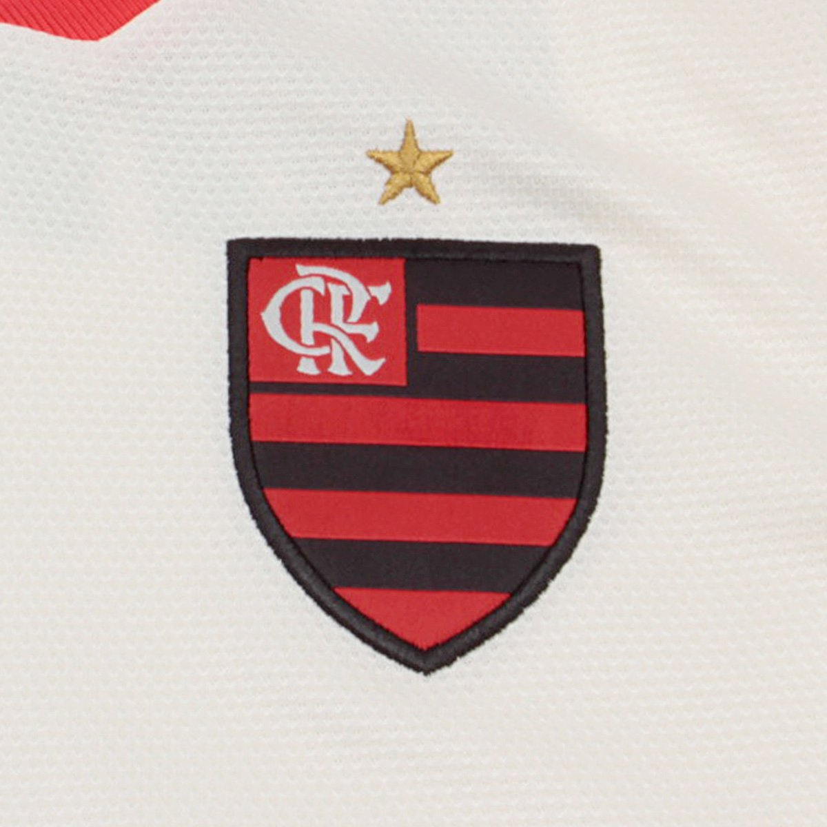 n° Torcedor Flamengo Infantil II Branco 2018 s Adidas Camisa CnPZwqXxq