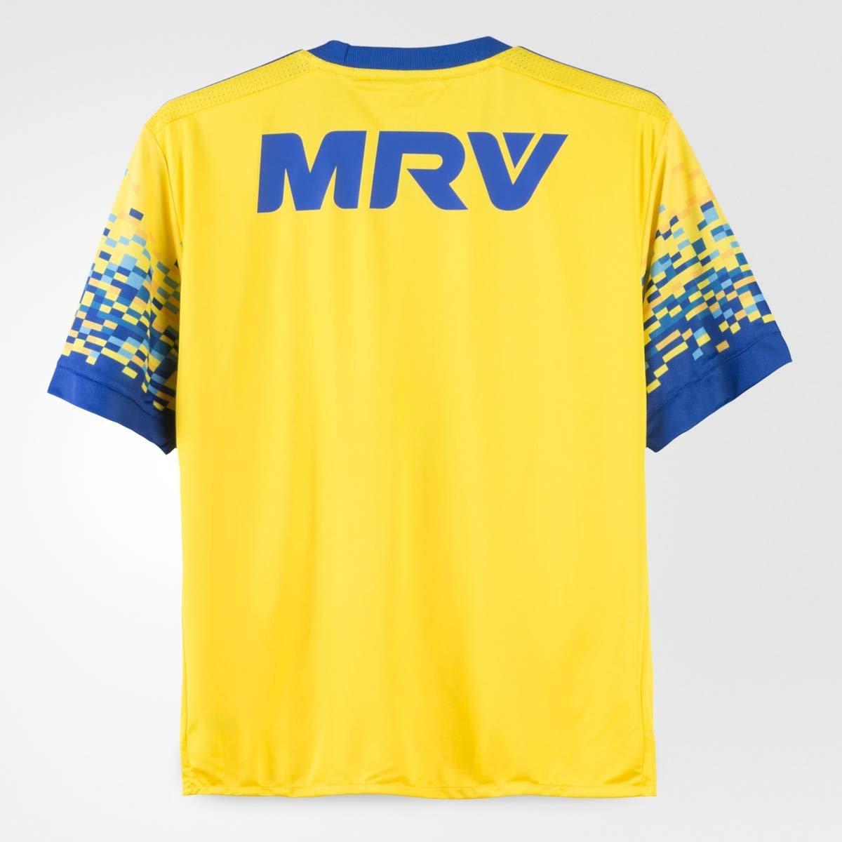 Camisa Flamengo Infantil Oficial Jogo 3 Adidas 2017 - Compre Agora ... ac6b1ed47eaff